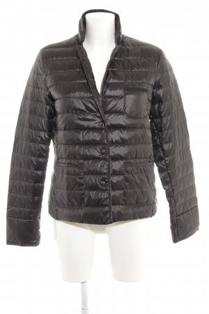 Trussardi Jeans Down Jacket black casual look