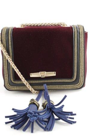Trussardi Jeans Handtasche mehrfarbig Street-Fashion-Look