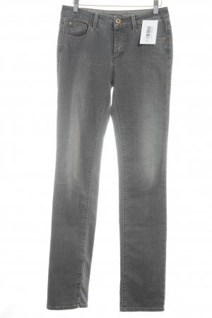Trussardi Jeans Slim Jeans grey casual look