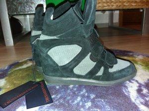 trussardi jeans wedge Sneaker neu gr.37