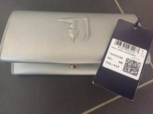 Trussardi Wallet silver-colored