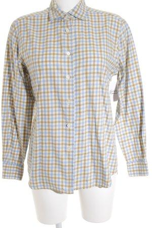 Trust Shirt Langarmhemd Karomuster Casual-Look