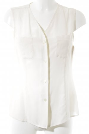 Trust Shirt Seidenbluse wollweiß Elegant