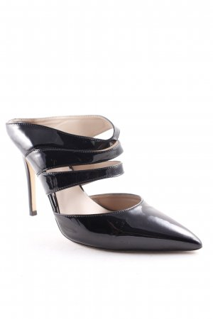 Truth or Dare by Madonna Spitz-Pumps schwarz Lack-Optik