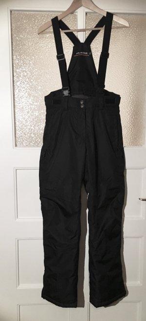 Snow Pants black mixture fibre