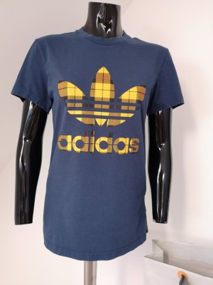 Adidas Shirt dark blue