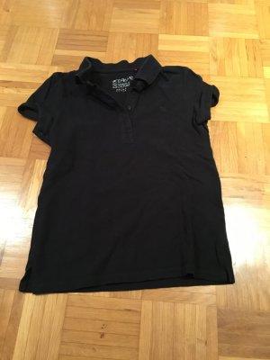 Esprit Polo shirt zwart