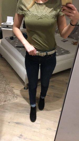 Tshirt/Bluse Khaki Damen