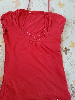 Tshirt Esprit mit Engelchen in rot zu verkaufen