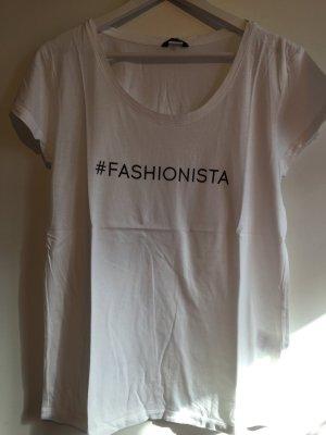 Tshirt Fashionista Review Größe L