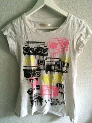 Tshirt Fisbhone neon