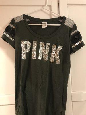 Pink Victoria's Secret Camiseta multicolor
