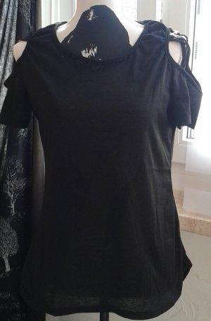 A-lijn top zwart