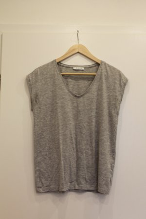 Tshirt grau-meliert Pieces