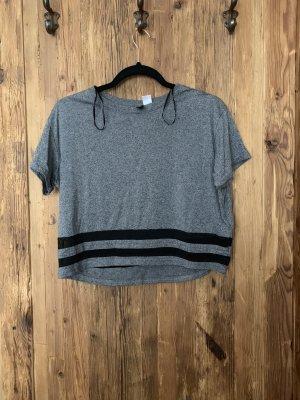 tshirt H&M grau