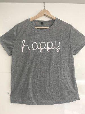 Tshirt Happy L