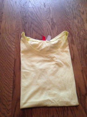Tshirt in gelb Gr. 38