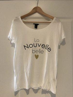 TShirt La Nouvelle Belle H&M
