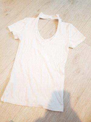 tshirt mit auschnitt ♡