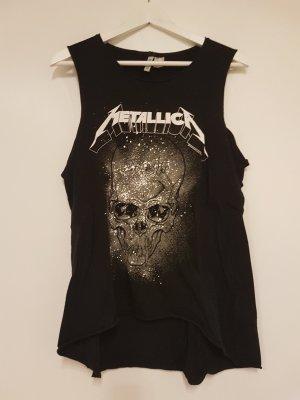 Tshirt mit Coldshoulder von H&M
