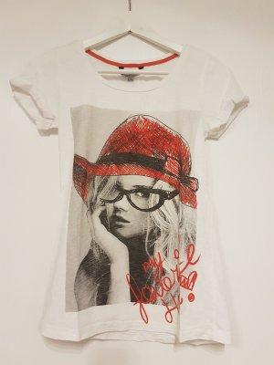 Tshirt mit Print von CLOCKHOUSE