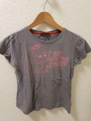 Tshirt mit Print von REVIEW