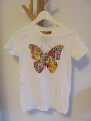 Tshirt mit Schmetterlingsdruck
