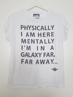 Tshirt mit Schriftzug von FOREVER 21