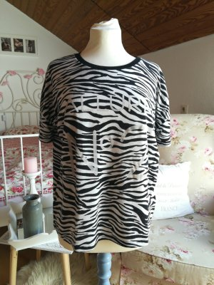 Tshirt oversized Zebra Safari Broadway