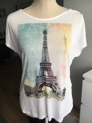 Mango T-shirt bianco