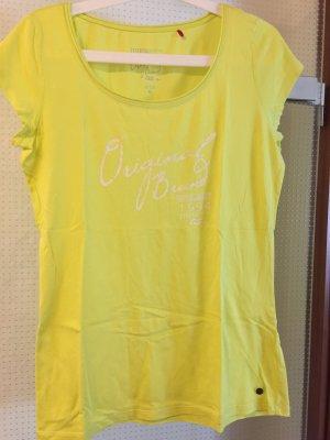 Tshirt QS S Oliver Gr M in hellgrün