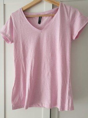 Tshirt Rosa Gr. L