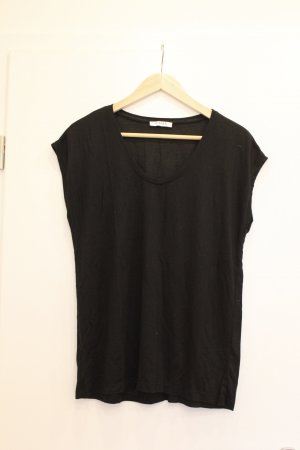 Tshirt schwarz Pieces