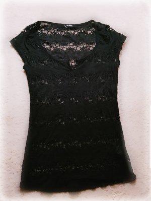 Tshirt schwarz Tally Weijl