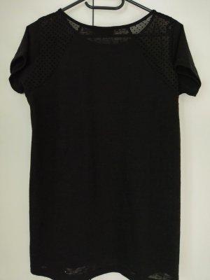 Tshirt, Spitze, schwarz, Größe 36