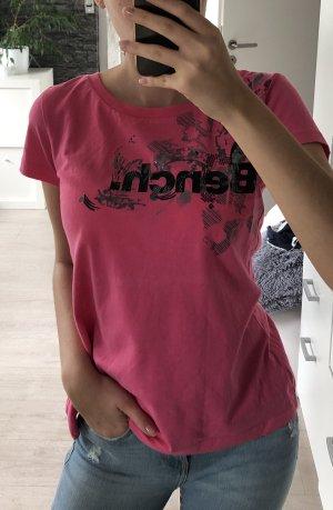 Tshirt/Sportshirt, Bench, Größe S/36, pink mit Rückendetail