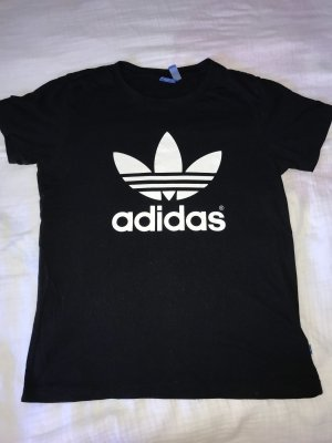 Adidas Sports Shirt black-white