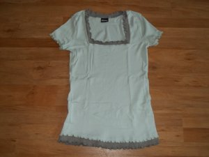 Tshirt von Chillytime in Gr. 34 mint grau