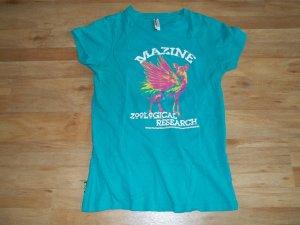 Tshirt von Mazine in Gr. XS 34/36 grün