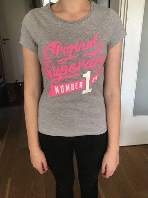 Tshirt von SuperDrive  gr m und grau pink