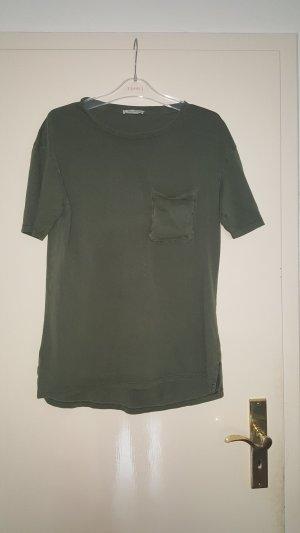 "Tshirt von ""Zara"" - khaki"