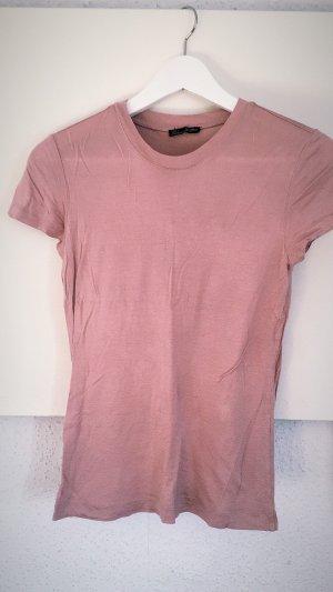 Zara Turtleneck Shirt pink