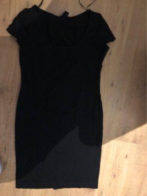 H&M Sweatjurk zwart