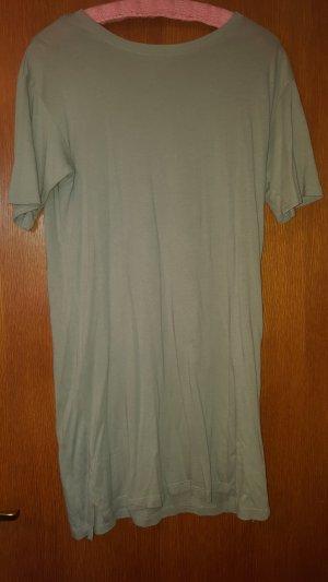 Tshirtkleid hellgrau