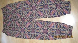 Pantalon «Baggy» multicolore viscose