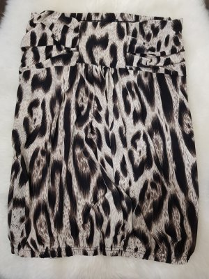Tube Top Animal Print
