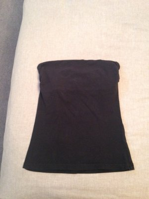 Tube Top H&M schwarz Gr. XS/S