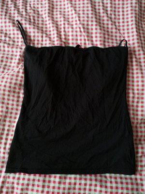 Takko Off-The-Shoulder Top black