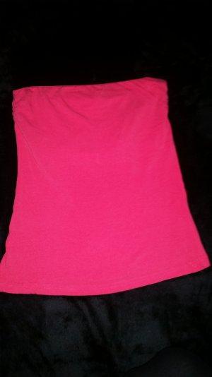 Tubetop in Pink gr. 36/38