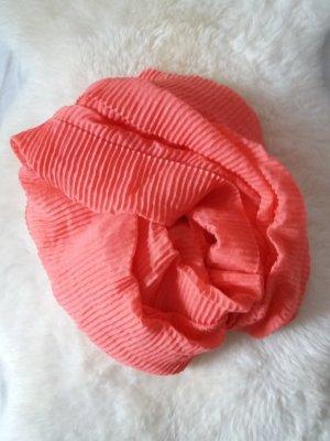 Châle multicolore coton
